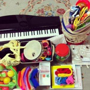 色々な楽器で楽しもう